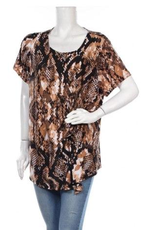 Дамска блуза INC International Concepts, Размер XL, Цвят Многоцветен, 95% полиестер, 5% еластан, Цена 18,60лв.