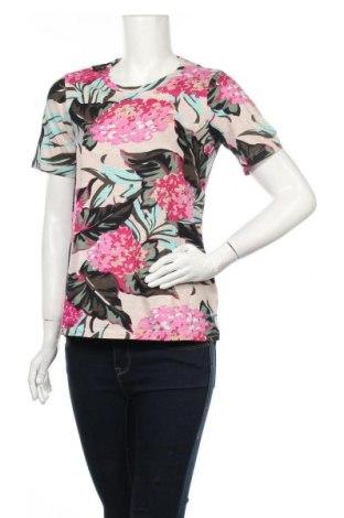 Дамска блуза Kaffe, Размер S, Цвят Многоцветен, Памук, Цена 35,04лв.