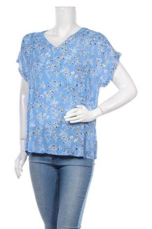 Дамска блуза Kaffe, Размер S, Цвят Многоцветен, Вискоза, Цена 50,37лв.