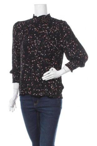 Дамска блуза Kaffe, Размер M, Цвят Черен, Вискоза, Цена 50,37лв.