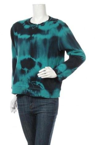 Дамска блуза Laura Scott, Размер L, Цвят Син, 80% памук, 20% полиестер, Цена 46,00лв.