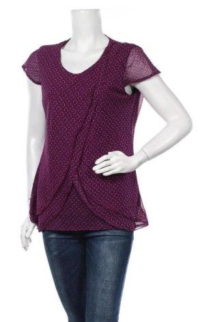 Дамска блуза Liz Jordan, Размер M, Цвят Многоцветен, Полиестер, Цена 9,24лв.