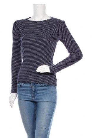 Дамска блуза Mads Norgaard, Размер S, Цвят Син, Памук, Цена 19,80лв.
