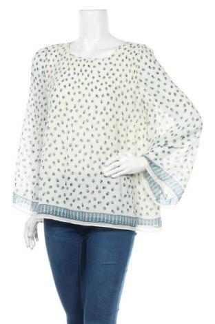 Дамска блуза Max Studio, Размер XL, Цвят Екрю, Полиестер, Цена 28,56лв.