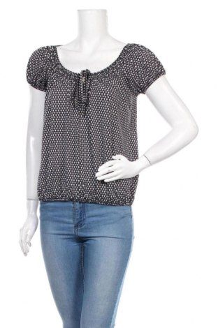 Дамска блуза Max Studio, Размер S, Цвят Черен, 95% полиестер, 5% еластан, Цена 20,40лв.
