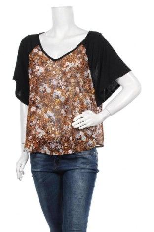 Дамска блуза Miss Shop, Размер L, Цвят Многоцветен, Полиестер, вискоза, Цена 4,82лв.