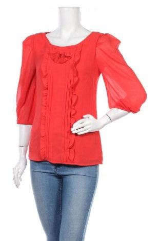 Дамска блуза Oasis, Размер XS, Цвят Червен, Полиестер, Цена 18,75лв.