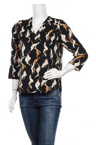 Дамска блуза Object, Размер S, Цвят Черен, Полиестер, Цена 6,62лв.