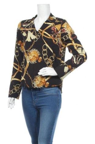 Дамска блуза SHEIN, Размер S, Цвят Многоцветен, Полиестер, Цена 17,96лв.