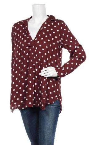 Дамска блуза Sussan, Размер M, Цвят Червен, Модал, Цена 5,67лв.