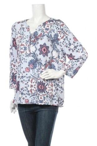 Γυναικεία μπλούζα Suzanne Grae, Μέγεθος XL, Χρώμα Πολύχρωμο, Βισκόζη, Τιμή 11,14€