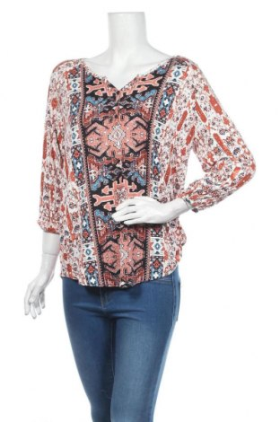 Γυναικεία μπλούζα Suzanne Grae, Μέγεθος M, Χρώμα Πολύχρωμο, Βισκόζη, ελαστάνη, Τιμή 3,86€
