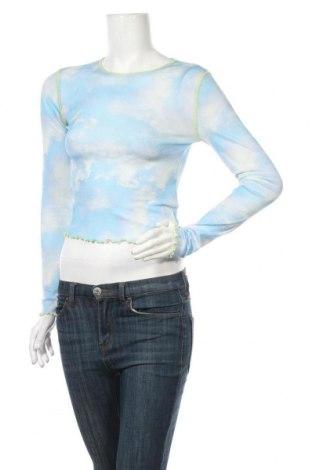 Дамска блуза Urban Outfitters, Размер M, Цвят Син, Полиестер, Цена 42,00лв.
