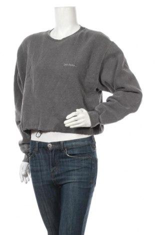 Дамска блуза Urban Outfitters, Размер S, Цвят Сив, Цена 52,00лв.
