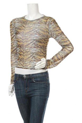 Дамска блуза Urban Outfitters, Размер L, Цвят Многоцветен, 94% полиестер, 6% еластан, Цена 56,00лв.