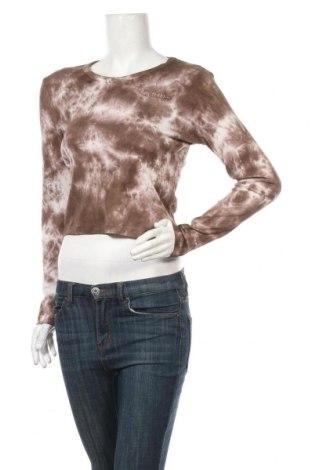 Дамска блуза Urban Outfitters, Размер M, Цвят Кафяв, Памук, Цена 34,50лв.