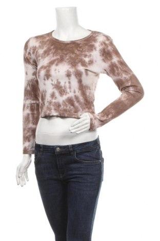 Дамска блуза Urban Outfitters, Размер M, Цвят Кафяв, Памук, Цена 36,75лв.
