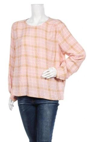 Дамска блуза Vrs Woman, Размер XL, Цвят Розов, Вискоза, Цена 6,58лв.