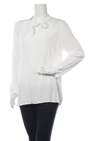 Дамска блуза Vrs Woman, Размер XXL, Цвят Бял, Вискоза, Цена 16,96лв.