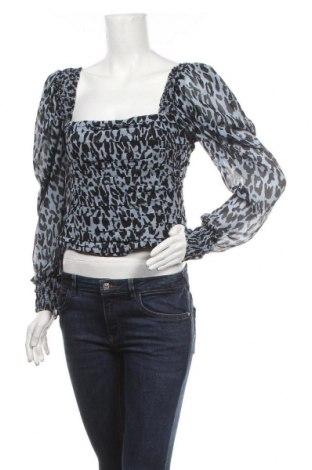 Γυναικεία μπλούζα Zara, Μέγεθος M, Χρώμα Μπλέ, Πολυεστέρας, Τιμή 5,63€