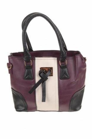 Дамска чанта Atmosphere, Цвят Лилав, Еко кожа, Цена 27,93лв.