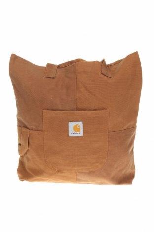 Geantă de femei Carhartt, Culoare Maro, Textil, Preț 203,95 Lei