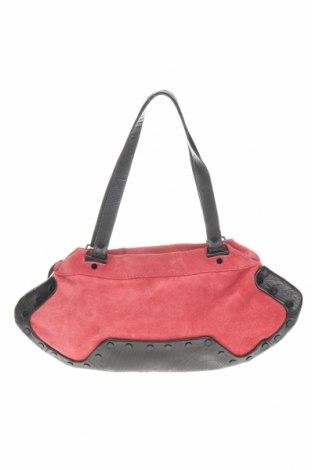 Γυναικεία τσάντα Diesel, Χρώμα Ρόζ , Φυσικό σουέτ, γνήσιο δέρμα, Τιμή 33,12€