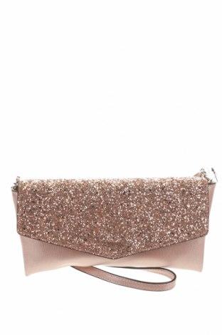 Γυναικεία τσάντα Guess, Χρώμα Ρόζ , Δερματίνη, άλλα υλικά, Τιμή 29,62€