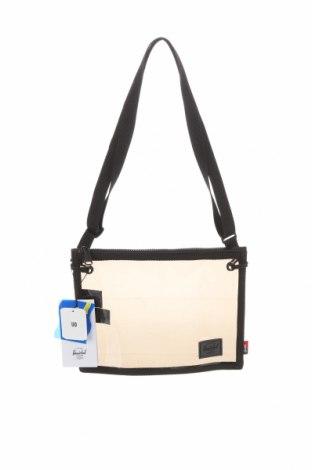 Дамска чанта Herschel, Цвят Черен, Полиуретан, Цена 64,97лв.