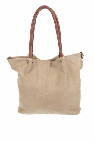 Γυναικεία τσάντα Maestro, Χρώμα  Μπέζ, Δερματίνη, Τιμή 17,90€