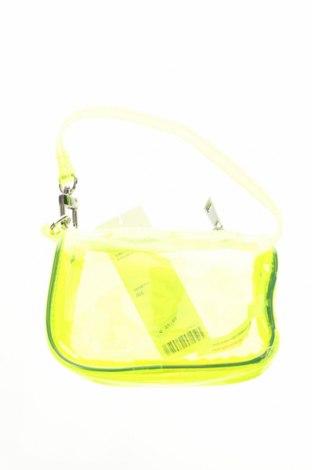 Γυναικεία τσάντα Outfitters Nation, Χρώμα Πράσινο, Πολυουρεθάνης, Τιμή 18,95€
