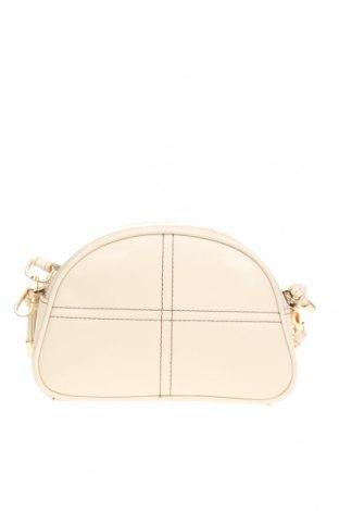 Γυναικεία τσάντα Topshop, Χρώμα Εκρού, Δερματίνη, Τιμή 18,95€