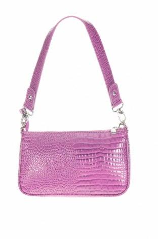 Дамска чанта Urban Outfitters, Цвят Лилав, Еко кожа, Цена 42,00лв.