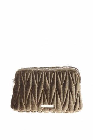 Дамска чанта Urban Outfitters, Цвят Зелен, Текстил, Цена 34,50лв.