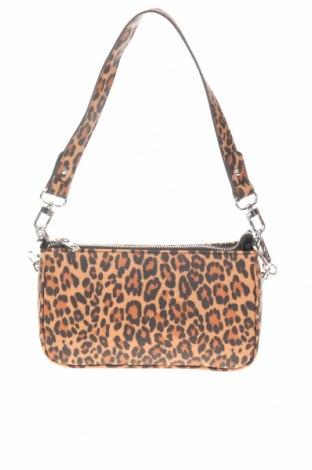 Дамска чанта Urban Outfitters, Цвят Кафяв, Еко кожа, Цена 39,20лв.