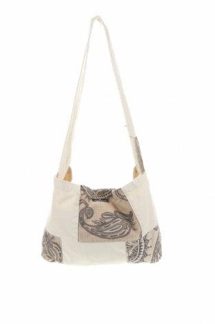 Γυναικεία τσάντα Urban Outfitters, Χρώμα Εκρού, Κλωστοϋφαντουργικά προϊόντα, Τιμή 24,90€