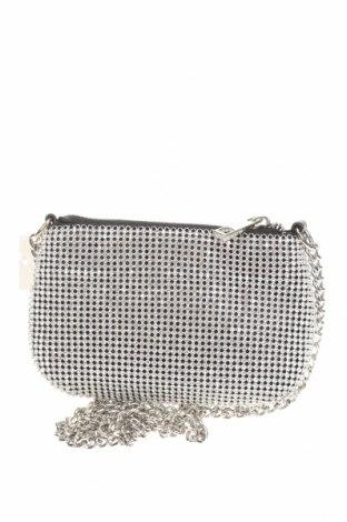 Γυναικεία τσάντα Urban Outfitters, Χρώμα Ασημί, Κλωστοϋφαντουργικά προϊόντα, Τιμή 22,81€