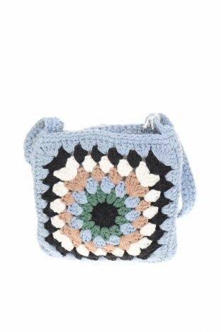 Γυναικεία τσάντα Urban Outfitters, Χρώμα Μπλέ, Κλωστοϋφαντουργικά προϊόντα, Τιμή 22,81€