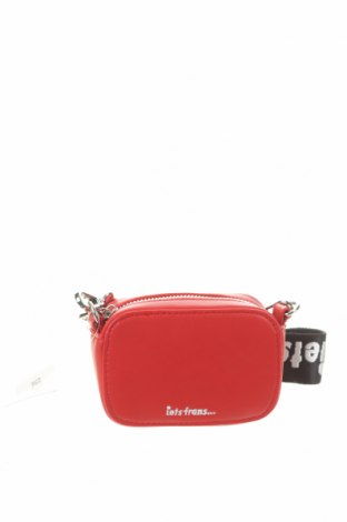 Geantă de femei Urban Outfitters, Culoare Roșu, Piele ecologică, Preț 67,93 Lei