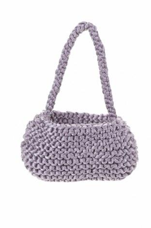 Geantă de femei Urban Outfitters, Culoare Mov, Textil, Preț 26,39 Lei