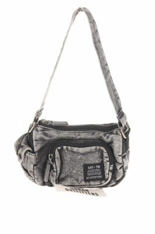 Geantă de femei Urban Outfitters, Culoare Gri, Textil, Preț 170,23 Lei