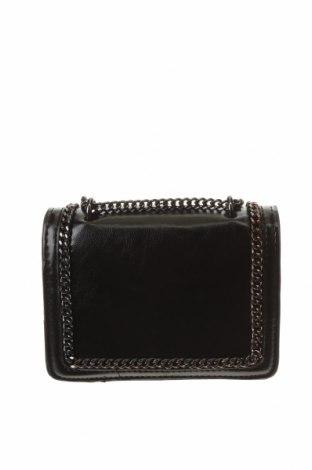 Дамска чанта Zara, Цвят Черен, Еко кожа, Цена 41,90лв.