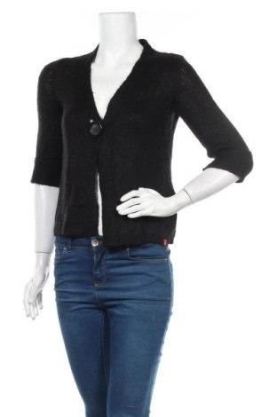Γυναικεία ζακέτα Edc By Esprit, Μέγεθος XS, Χρώμα Μαύρο, 55%ακρυλικό, 30% πολυαμίδη, 15% μοχαίρ, Τιμή 3,67€