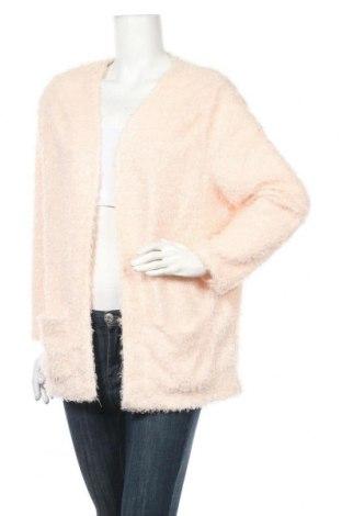 Γυναικεία ζακέτα H&M Divided, Μέγεθος L, Χρώμα Ρόζ , Πολυεστέρας, Τιμή 14,91€