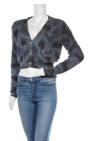 Cardigan de damă Urban Outfitters, Mărime M, Culoare Albastru, 61% bumbac, 39%acril, Preț 219,57 Lei