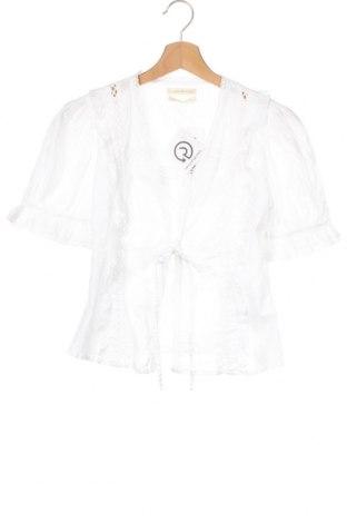 Cardigan de damă Urban Outfitters, Mărime XS, Culoare Alb, Bumbac, Preț 170,23 Lei