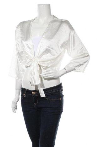 Дамска жилетка Urban Outfitters, Размер S, Цвят Бял, Полиестер, Цена 54,00лв.