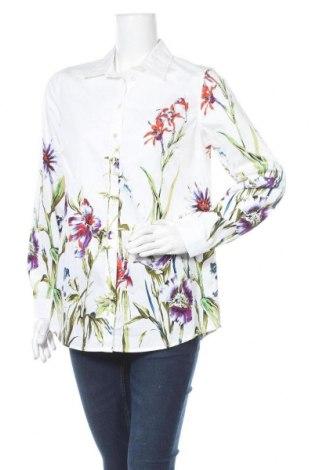 Дамска риза, Размер L, Цвят Бял, Цена 17,85лв.
