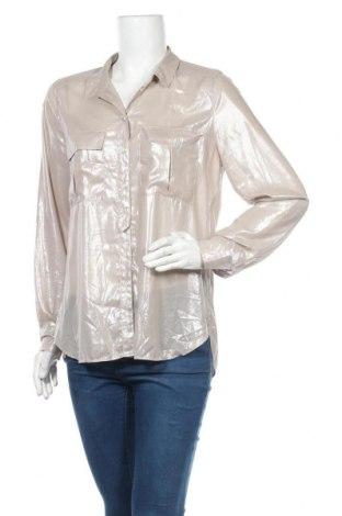 Дамска риза Country Road, Размер M, Цвят Бежов, Полиестер, Цена 38,64лв.