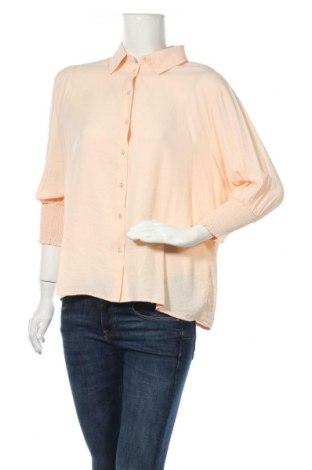 Γυναικείο πουκάμισο Cream, Μέγεθος M, Χρώμα Ρόζ , Τιμή 36,88€